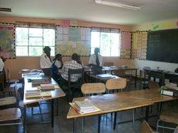 Antwain's P5 Classroom (Taibah)