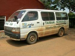 Taibah school van