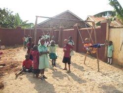 Playground at SMK