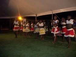 Choir Performance at Serena