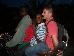 Boda Boda rides