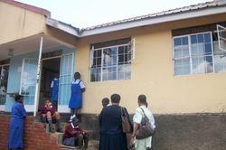 Antwain's P6 Classroom