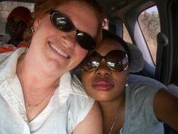 My sister, Joan Faith