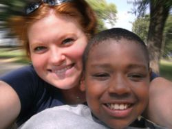 Mel and Antwain 2010