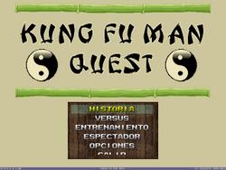 Title Screen / Pantalla del Titulo