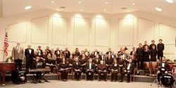 Concert at Helotes Baptist Church 2009