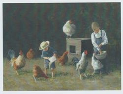 Chickens and the Chores
