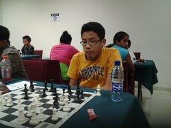Justin - U14 Kampioen van Suriname!