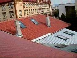 Montat Tigla ceramica, tigla metalica montat fereastra mansarda Velux Imagini amenajari exterioare renovat acoperis