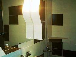 Oglinda baie polita din rigips