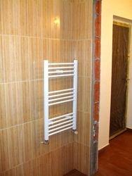 Faianta maro glazurata baie, imitatie bambus