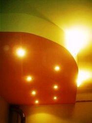 gips carton spoturi luminoase