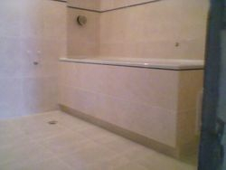 Poza amenajare interioara baie 2013