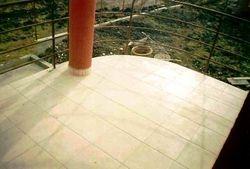 Placat gresie balcon imagini amenajari exterioare
