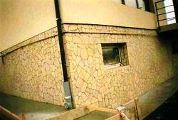 Placat soclu casa piatra naturala placare
