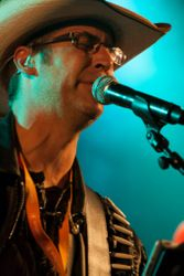 Lead vocal, Accoustic guitar