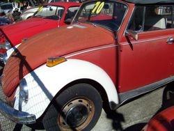 1970 Beetle Convertible