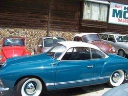1964 Karman Ghia