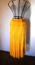 Mustard Gypsy Skirt