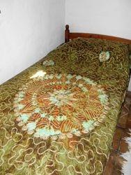 Bedspread  Indian Greenhaze