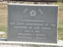 Bi-Centennial Nation Commemoration