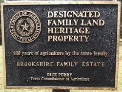 Brookshire Family Estate