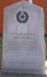 Captian Nathen Brookshire