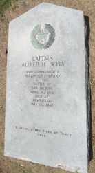 Captian Alfred H. Wyly