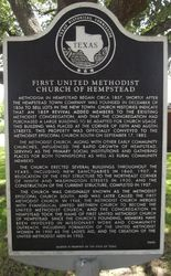 FIRST UNITED METHODIST CHURCH OF HEMPSTEAD
