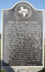 FREY-BENIGNUS HOUSE