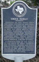 GROCE FAMILY PLANTATIONS