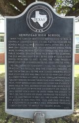 HEMPSTEAD HIGH SCHOOL