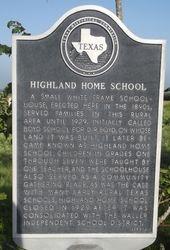 Highland Home School