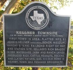 Kellner Townsite