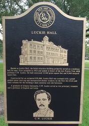 Luckie Hall