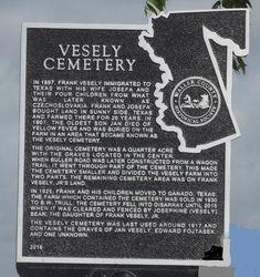 Vesely Cemetery