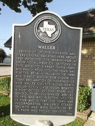 City of Waller