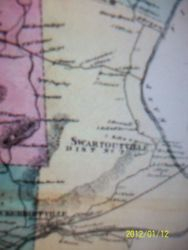 Map of Swartwoutville