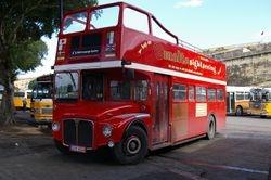 Ex London Transport Routemaster