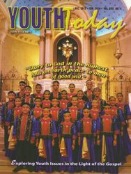Youth Today Cover Page