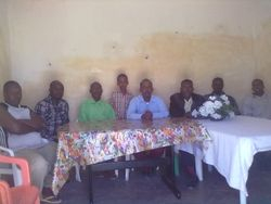 Horizon Adminstratives and some of Horizon Mental Care Staff