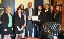 Meeting with Rep. Diaz-Balart's Staff