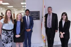 Meeting with Sen. Feinstein's Staff