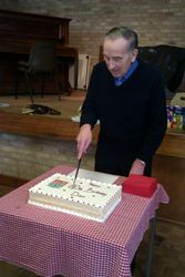 Don's 70th birthday cake
