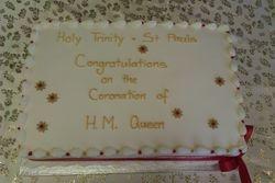 More cake to celebrate
