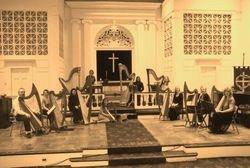 The Hudson Harp Consort