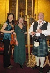 Lily Pan, Margaret & Bill Sneddon