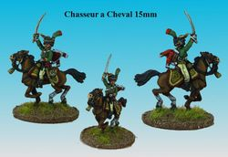 AB 15mm Chasseur a Cheval