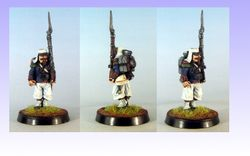 Foundry (?) 28mm Foreign legion