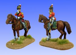 Victrix British Colonel 1815 28mm